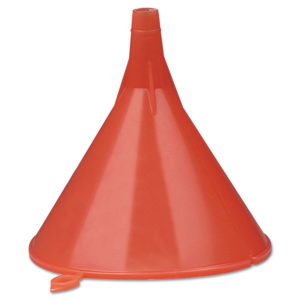 Plews & Edelmann® Plastic Funnels 75-060
