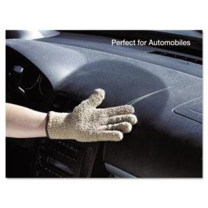 Master Caster® CleanGreen™ Microfiber Dusting Gloves