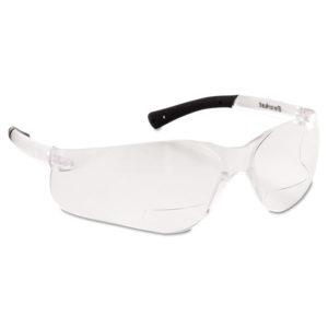 MCR™ Safety BearKat® Magnifier Protective Eyewear BKH25