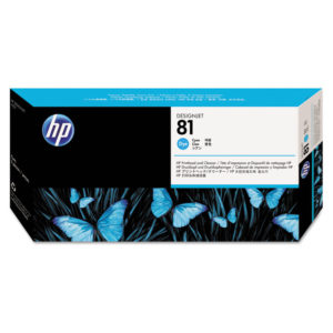 HP C4950A-C4955A Printhead and Cleaner