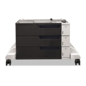 HP Three-Tray Sheet Feeder and Stand for LaserJet 700 Series