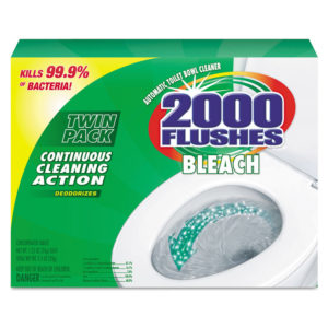 WD-40® 2000 Flushes® Plus Bleach