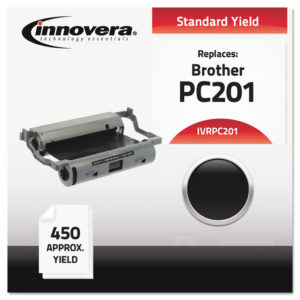 Innovera® PC201 Thermal Print Cartridge Ribbon