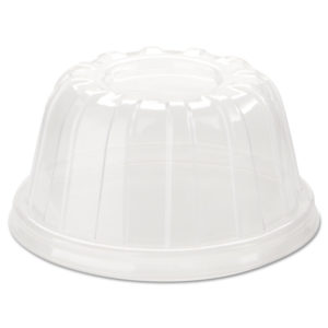 Dart® Dome-Top Sundae/Cold Cup Lids
