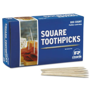 Royal Wood Toothpicks