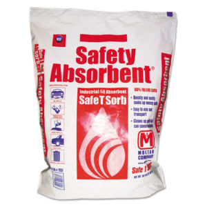 Safe T Sorb™ All-Purpose Clay Absorbent