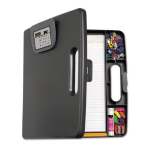 Officemate Portable Storage Clipboard Case