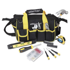 Great Neck® 32-Piece Expanded Tool Kit with Bag