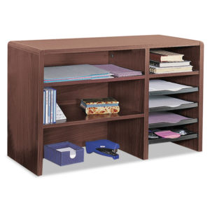 "Safco® 29"" Desktop Organizer"