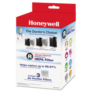 Honeywell Allergen Remover Replacement HEPA Filters