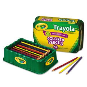 Crayola® Pencil Trayola™ Nine-Color Set