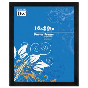 DAX® Black Solid Wood Poster Frames