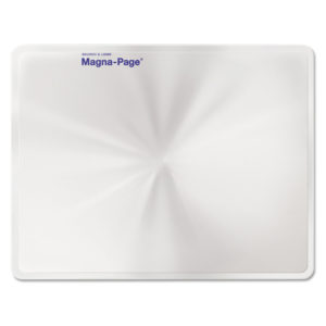 Bausch & Lomb Magna-Page® Full Page Reading Magnifier