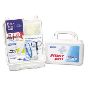 PhysiciansCare® by First Aid Only® First Aid Kit for Use By Up to 25 People