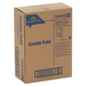 Georgia Pacific® Professional Dispenser for Combi-fold® C-Fold/Multifold/BigFold® Towels