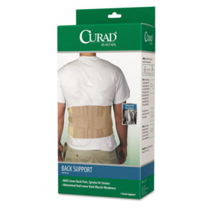 Curad® Back Support
