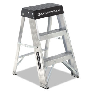 Louisville® Aluminum Folding Step Stand