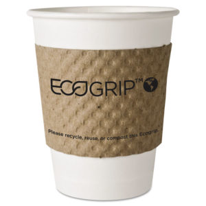 Eco-Products® EcoGrip® Recycled Content Hot Cup Sleeve