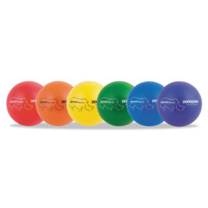 Champion Sports Rhino® Skin Dodge Ball Set