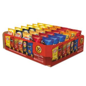 Frito-Lay Classic Variety Mix 30 Ct