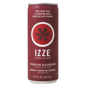 IZZE® Fortified Sparkling Juice
