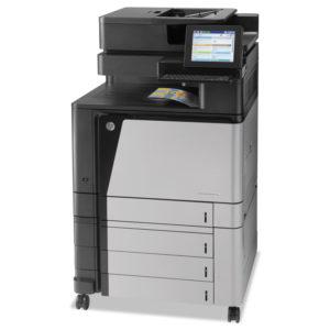 HP Color LaserJet Enterprise flow M880 Multifunction Laser Printer