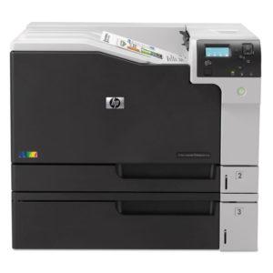 HP Color LaserJet Enterprise M750 Laser Printer Series