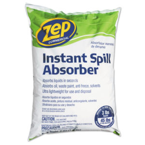 Zep Commercial® Instant Spill Absorber