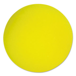 Champion Sports Uncoated Regular-Density Foam Balls