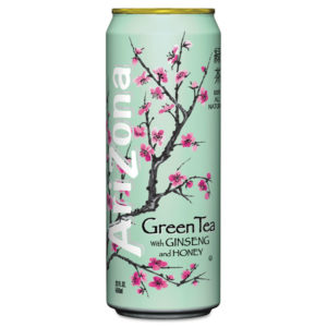 Arizona® Green Tea with Ginseng & Honey