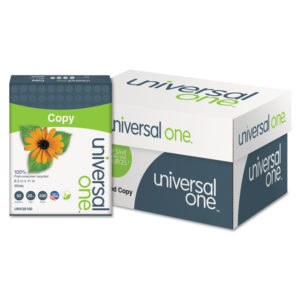 Universal® Deluxe Recycled Copy Paper