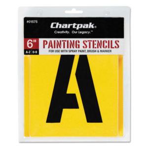 Chartpak® Professional Lettering Stencils