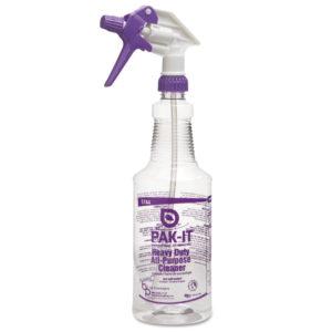 PAK-IT® Color-Coded Trigger-Spray Bottle