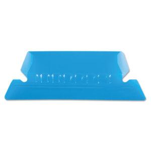 Pendaflex® Transparent Colored Tabs For Hanging File Folders