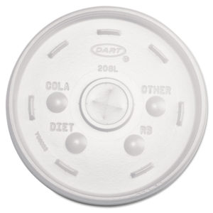 Dart® Plastic Cold Cup Lids