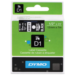 DYMO® D1 Polyester High-Performance Labels