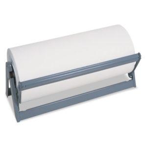 Bulman® All-In-One Paper Roll Dispenser & Cutter