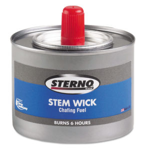 Sterno® Stem Wick Chafing Fuel