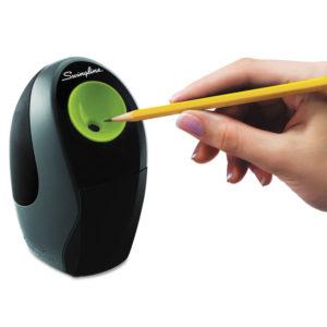 Swingline® Compact Electric Pencil Sharpener