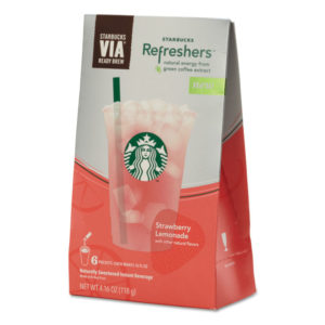 Starbucks® VIA® Refreshers™ Instant Beverages