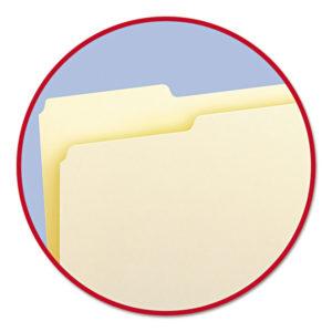 Smead® Manila File Folders