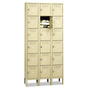 Tennsco Box Compartments