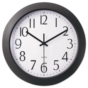 Universal® Whisper Quiet Clock