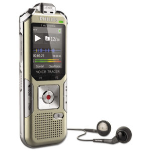 Philips® Voice Tracer 6500 Digital Recorder