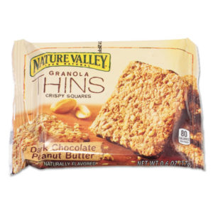 Nature Valley® Dark Chocolate and Peanut Butter Granola Thins