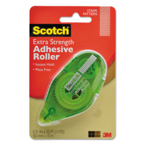 Scotch® Extra Strength Adhesive Roller
