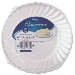 WNA Classicware® Plastic Dinnerware