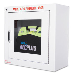 ZOLL® AED Wall Cabinet