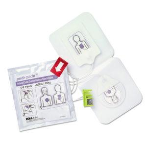 ZOLL® Pedi-padz® II Defibrillator Pads