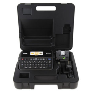 Brother P-Touch® PT-D600 PC-Connectable Label Maker